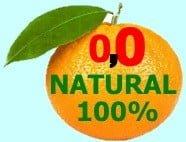 NARANJA 100% NATURAL SIN TRATAMIENTO ► 0,0