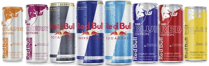 RED BULL... puede ser mortal
