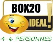 BOX20 ORANGES