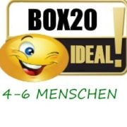 BOX20 ORANGEN