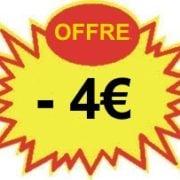 OFFERTE ► 4 EURO WENIGER