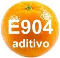 E904 - Goma Laca (Shellac)